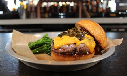 $21 for $40 Worth of Gastropub Lunch or Brunch at Dierks Bentley's Whiskey Row