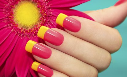 image for One or Three Groupons, Each Good for One Gel Manicure at Nailed It! (Up to 54% Off)