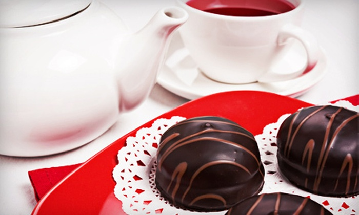 Cocothe - Sewickley: Chocolate-and-Tea Gift Basket or $10 for $20 Worth of Teas and Chocolates at Cocothé
