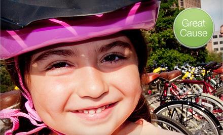 $10 Donation to BikeTexas - BikeTexas in