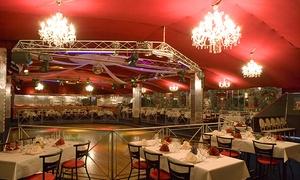 Le Tiffany: Soirée-repas dansant à thèmes pour 2, 4 ou 6 personnes dès 17 € au Tiffany
