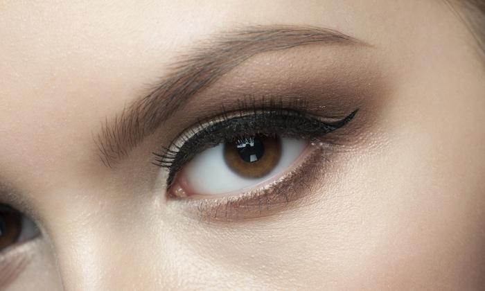 Classic Eye Brows Threading - Classic Eye Brows Threading: $6 for $12 Groupon — Classic Eyebrow Threading