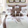 10-Piece Embroidered Comforter Set