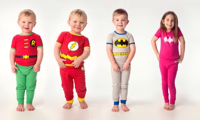 DC Comics Kids' Pajamas | Groupon Goods