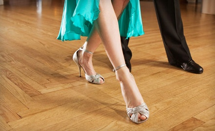 Dance Lessons for Couples or Singles at Fred Astaire Dance Studio (Up to 82% Off). Two Options Available.
