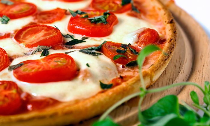 Apollo Gyros & Pizza - Multiple Locations: International Cuisine at Apollo Gyros & Pizza (Up to 45% Off). Two Options Available.