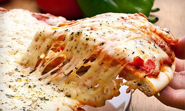 Nicolitalia Pizzeria - Provo: Italian Cuisine at Nicolitalia Pizzeria (Half Off). Two Options Available.