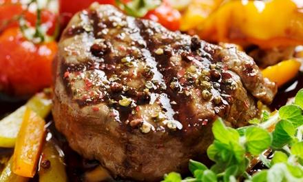 Argentijnse lunch of diner met steak en veel extra's bij Santos in Scheveningen