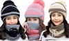 Beanie, Mask and Neck Warmer Set