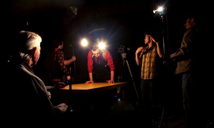 $79 for an Intro to Filmmaking Workshop at San Francisco School of Digital Filmmaking ($199 Value)