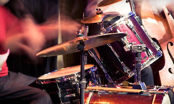 Tom Twiss Drum Studio - Ann Arbor: One or Three Private 30-Minute Lessons at Tom Twiss Drum Studio (Up to 57% Off)