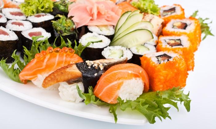 Royal Wok - ROYAL WOK: Menu all you can eat sushi, wok e grill da 16 € invece di 41,30