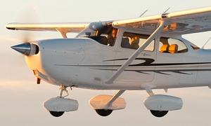 LANSERIA FLIGHT CENTRE: Introductory Flying Lesson from R1 899 with Lanseria Flight Centre (50% Off)