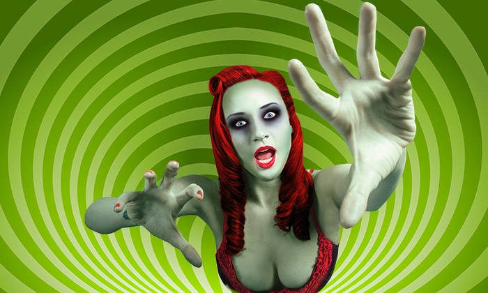 "Zombie Burlesque - V Theater: ""Zombie Burlesque"" at V Theater (Up to 51% Off)"