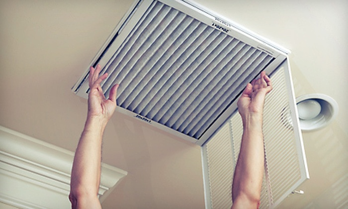 Quality Air - Phoenix: $49 for Air-Duct Cleaning for Up to Eight Vents Plus Dryer-Vent Cleaning or AC Checkup from Quality Air ($149 Value)
