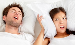 DR.SNORE - Snoring and Sleep Apnea Solutions: $26 for $395 Worth of Sleep Apnea Evaluation at DR.SNORE - Snoring and Sleep Apnea Solutions