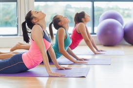 YogaRama: 10 Yoga Classes at YogaRama (45% Off)