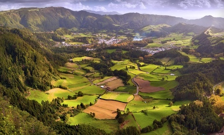 Azores Island Vacation with Airfare