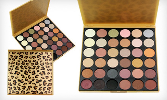 Beaute Basics Eye-Shadow Palette: $19 for a Beaute Basics Neutral 36-Color Eye-Shadow Palette ($49.95 List Price). Free Shipping.