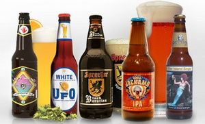 Beer of the Month Club: 3-, 6-, or 12-Month Beer of the Month Club Subscription from Clubs of America (Up to 15% Off)