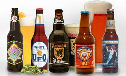 3-, 6-, or 12-Month Beer of the Month Club Subscription from Clubs of America (Up to 15% Off)
