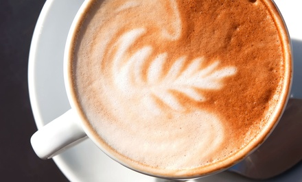 $15 for Three Groupons, Each Good for One Pastry and One Drink at Drip Exquisite Espresso ($27 Total Value)