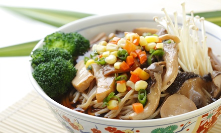 Four-Course Pan-Asian Meal for Two or Four at Shang Noodle House (Up to 48% Off)