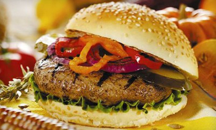 Lick's Homeburgers & Ice Cream - Multiple Locations: Hamburgers and Shakes at Lick's Homeburgers & Ice Cream (Half Off). Choose from Two Locations.