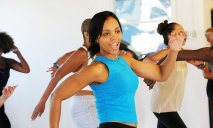 10 or 20 Fitness Classes at Work It! Studio (Up to 72% Off)