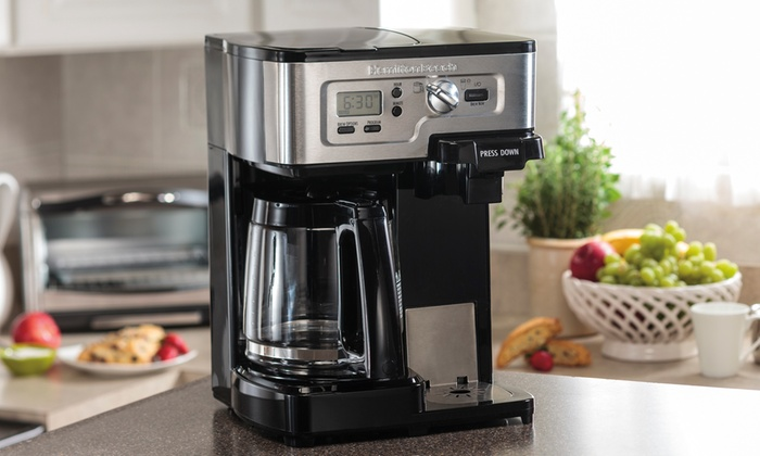 Hamilton Beach Coffee Maker Groupon Goods