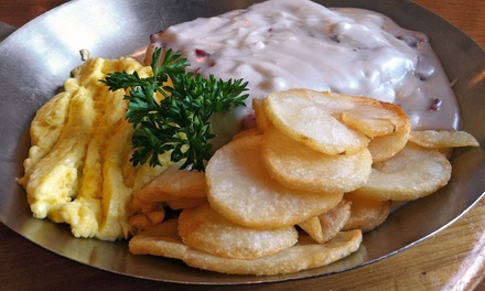 $15for Two Groupons, Each Good for $13 Worth of Country-Style Food at Aunt Sarah's Restaurant ($26Value)