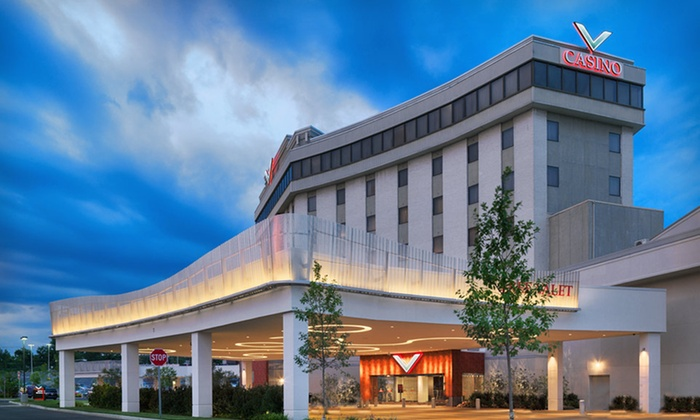 Valley Forge Casino Resort - Valley Forge Casino - Waterford Room: One Night with Casino and Food Credits at Valley Forge Casino Resort in King of Prussia, PA. Check In Sunday–Thursday.