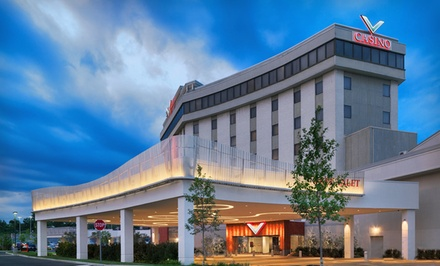 "One Night with Casino and Food Credits at Valley Forge Casino Resort in King of Prussia, PA. Check In Sundaya€""Thursday from Valley Forge Casino Resort -"