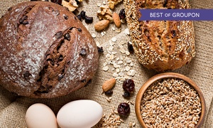 The Smart School of Cookery: Artisan Bread-Making Class from £29 at The Smart School of Cookery (71% Off)