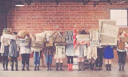 $10 for Two Three-Day Passes to Vintage Market Days on October 16–18 ($20 Value)