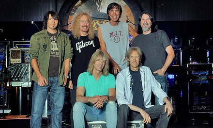 Boston at Freedom Hill Amphitheatre on July 16 (Up to 53% Off)
