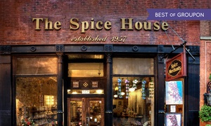 The Spice House: Chicago Ethnic Neighborhoods Spice Blends Box or a Grill and Barbecue Gift Box from The Spice House (29% Off)