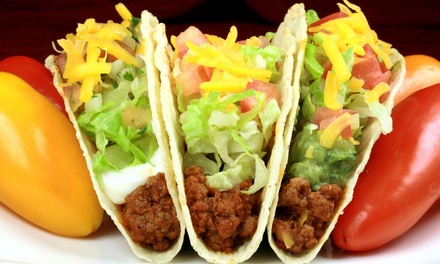 $13 for $20 Worth of Mexican and American Cuisine at Tres Hermanas Restaurant & Cantina