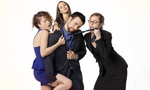 The Week in Sex Comedy Show: The Week In Sex Comedy Show at Play Lounge in the Museum of Sex (Up to 69%Off)