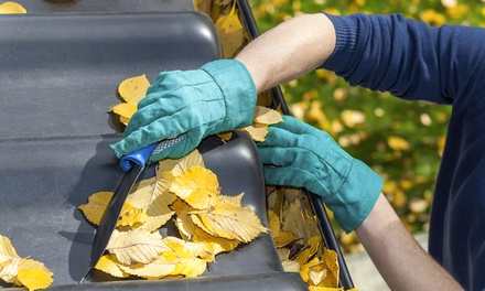 One, Two, or ThreeStory Gutter Cleaning and Inspection from FIXMYGUTTER (50% Off)
