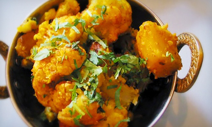 Qazi's Indian Curry House & Mediterranean Cuisine - Fremont: $15 Worth of Indian Cuisine