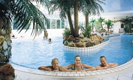 Bad Lauterberg, Harz: 3-8 Tage All Inclusive für 2 Personen mit bis zu 2 Kindern im Standard- oder Komfort-Apartment
