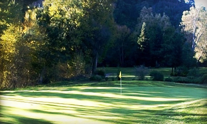 Deep Cliff Golf Course - Cupertino: 18-Hole Round of Golf for Two or Four with Pull-Cart Rental and Range Balls at Deep Cliff Golf Course (Up to 51% Off)