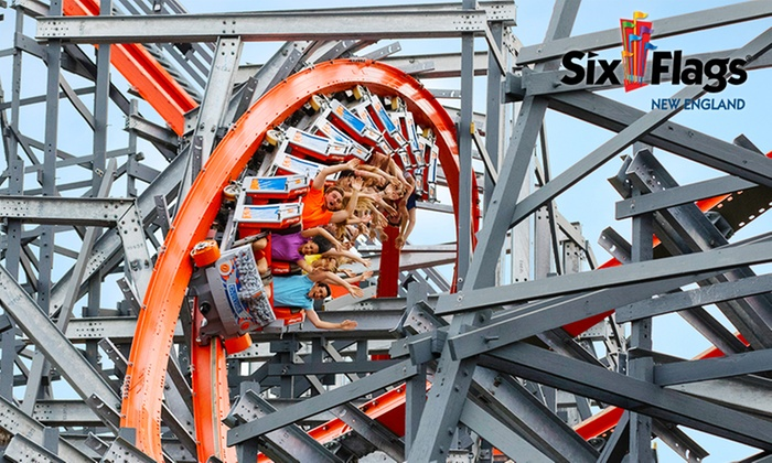 Discount coupons for six flags new england