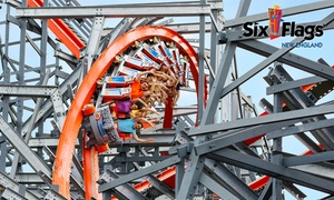 Six Flags New England – Up to 38% Off  at Six Flags New England, plus 9.0% Cash Back from Ebates.