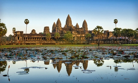 See Angkor on Southeast Asia Tour with Airfare