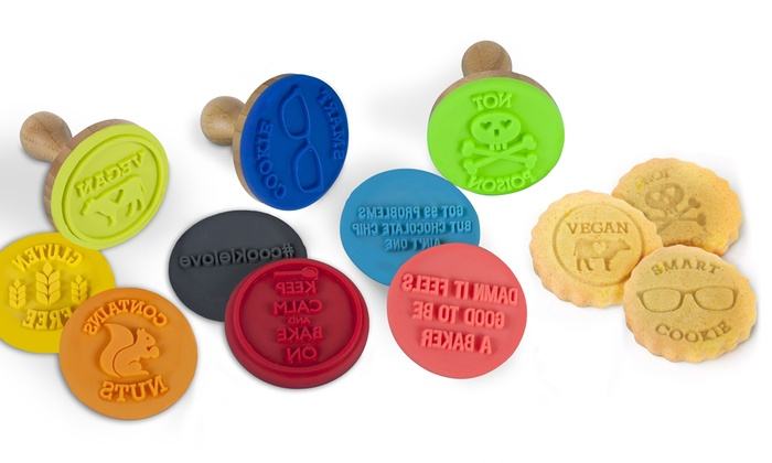 Core Kitchen Cookie Stamps | Groupon