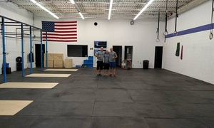 Crossfit Mecklenburg: One Month of Unlimited CrossFit Classes from Crossfit Mecklenburg (35% Off)