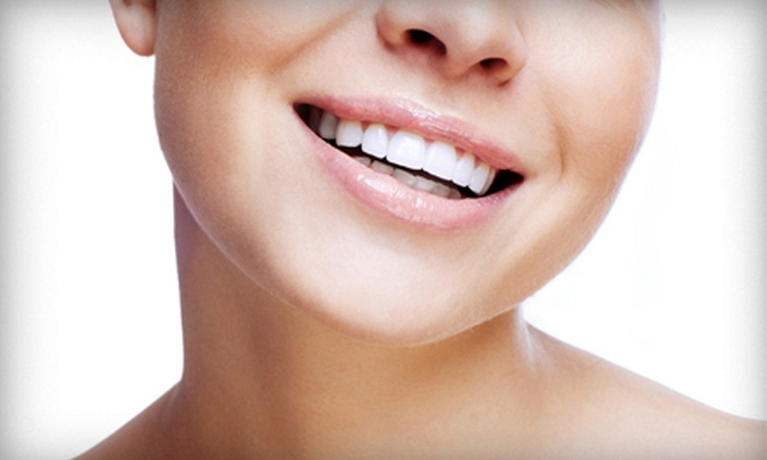 Endearing Smiles - Mission: One or Two In-Office LED Teeth-Whitening Treatments at Endearing Smiles (Up to 64% Off)