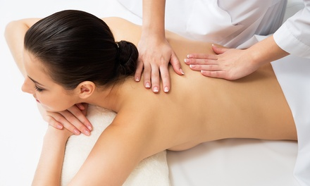 60- or 90-Minute Massage at Massage Villa (Up to 67% Off)